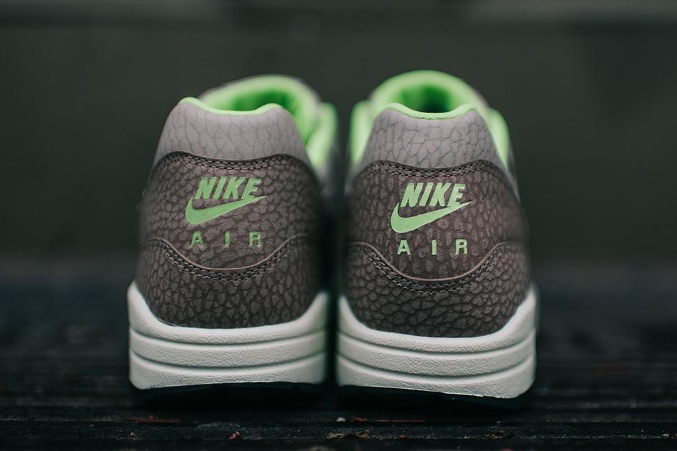 Nike Air Max 1 Premium Elephant Print Desert Camo Ghost